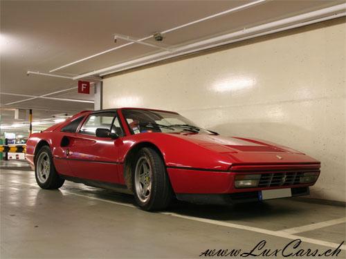Ferrari 328 Engine. 1987 Ferrari 328 GTS - Engine