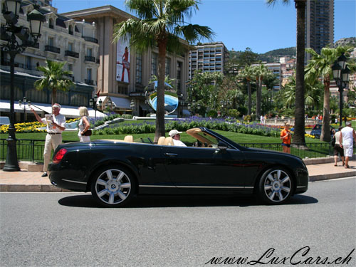 Bentley Continental Gt Convertible. Bentley Continental GT