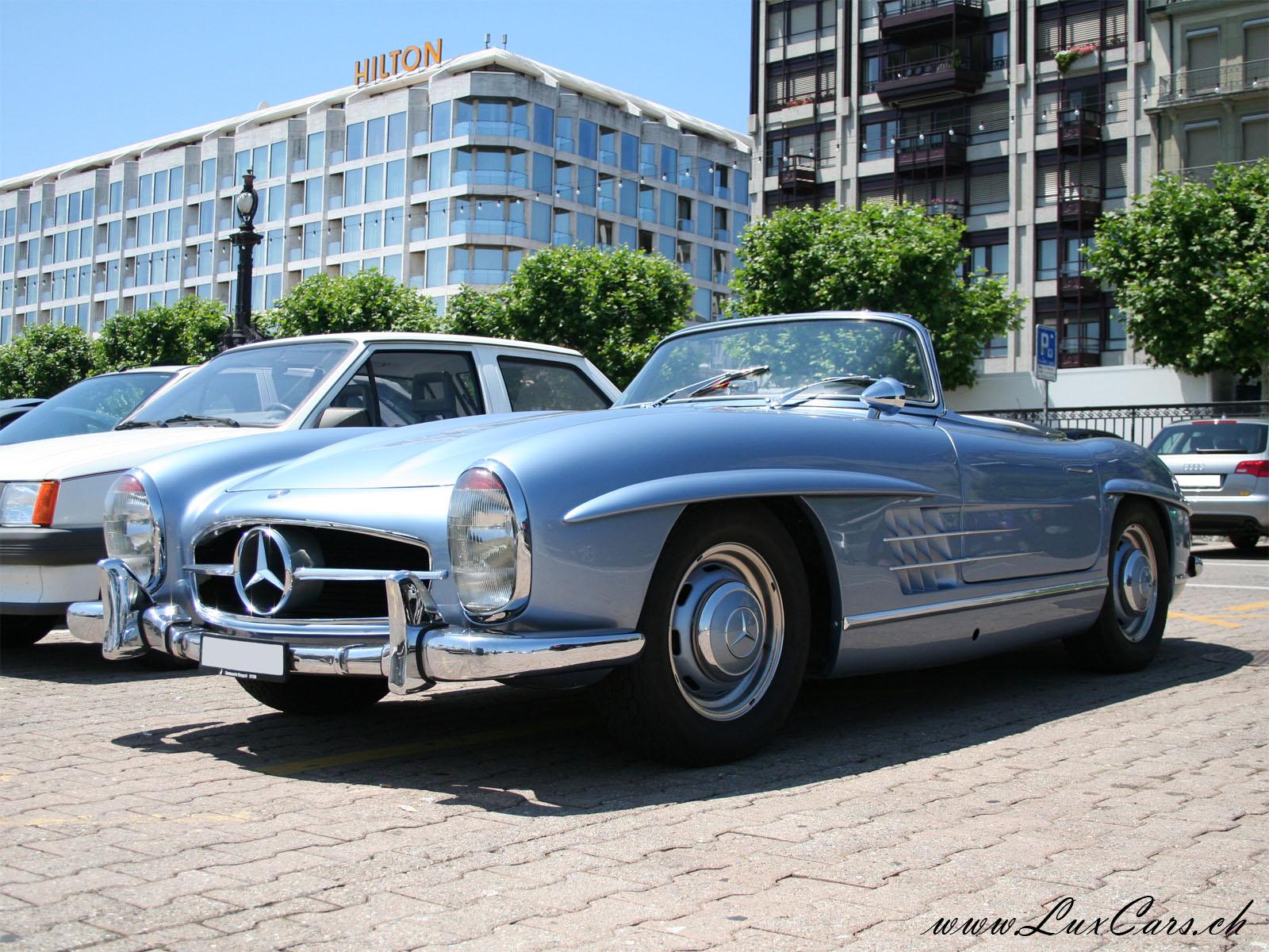 Www Luxcars Ch Mercedes 300 Sl