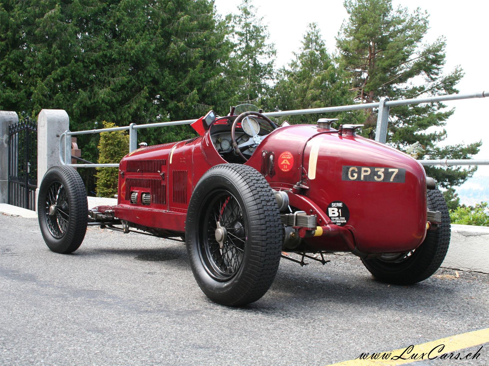 Www Luxcars Ch Alfa Romeo P3 1934
