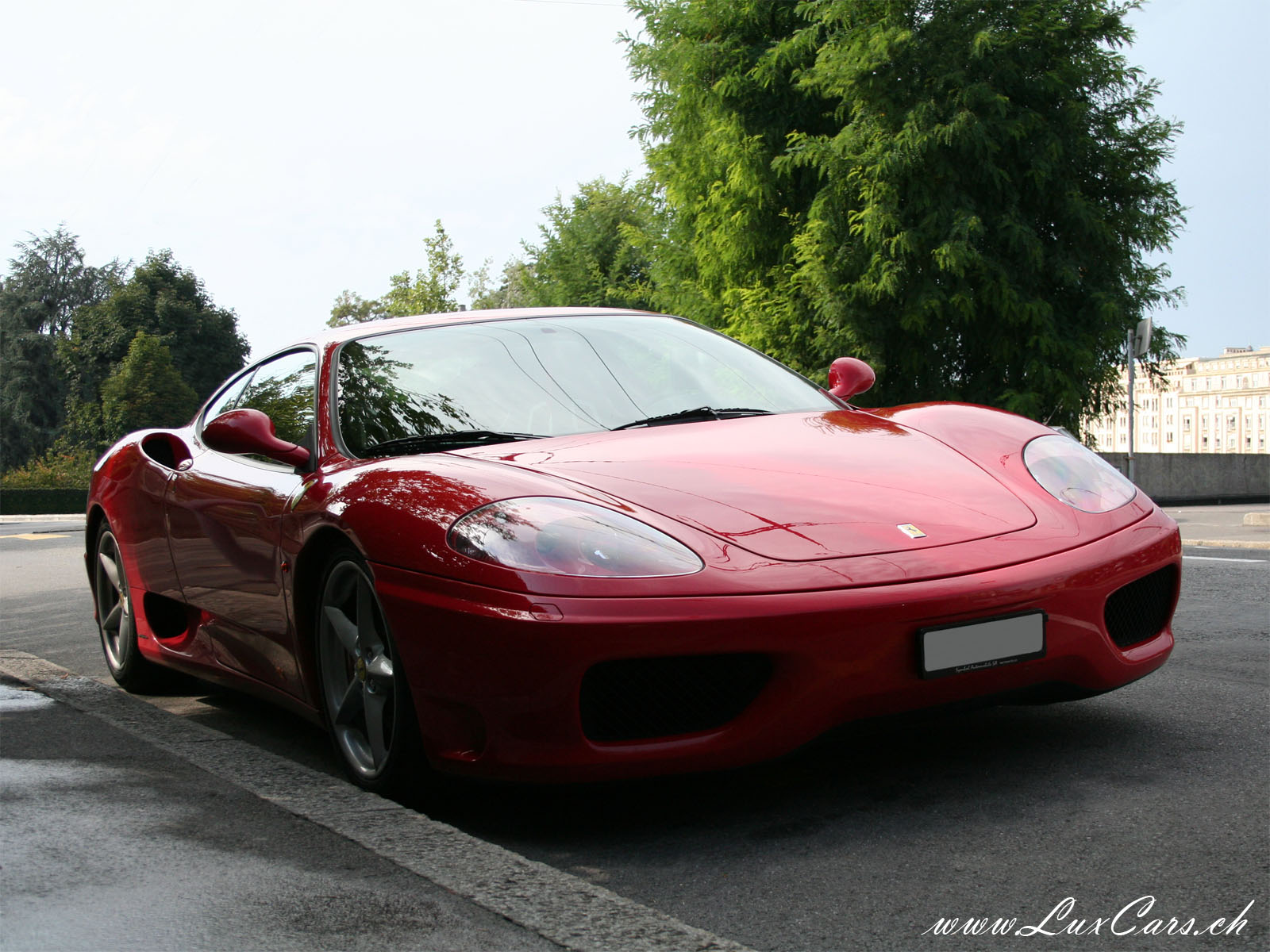 Wallpaper : Ferrari 360 Modena