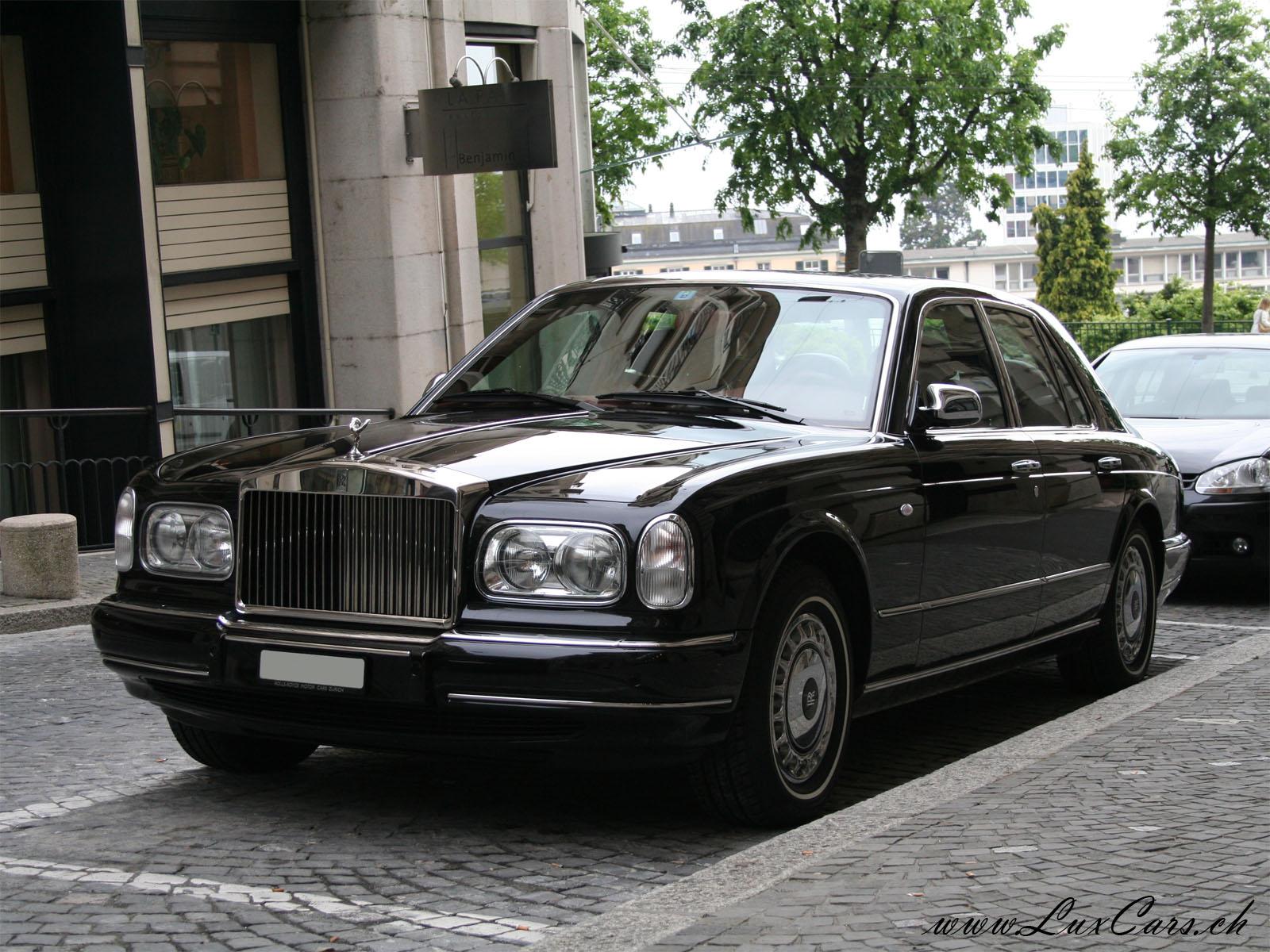 Www Luxcars Ch Rolls Royce Silver Seraph