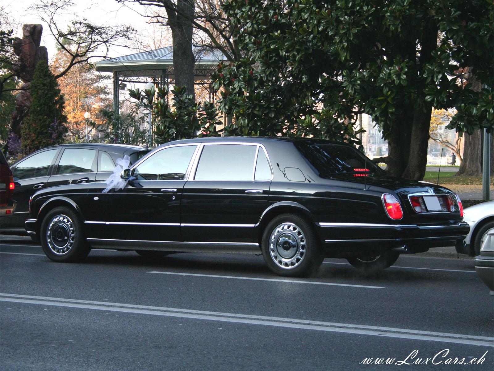 Www Luxcars Ch Rolls Royce Silver Seraph Park Ward