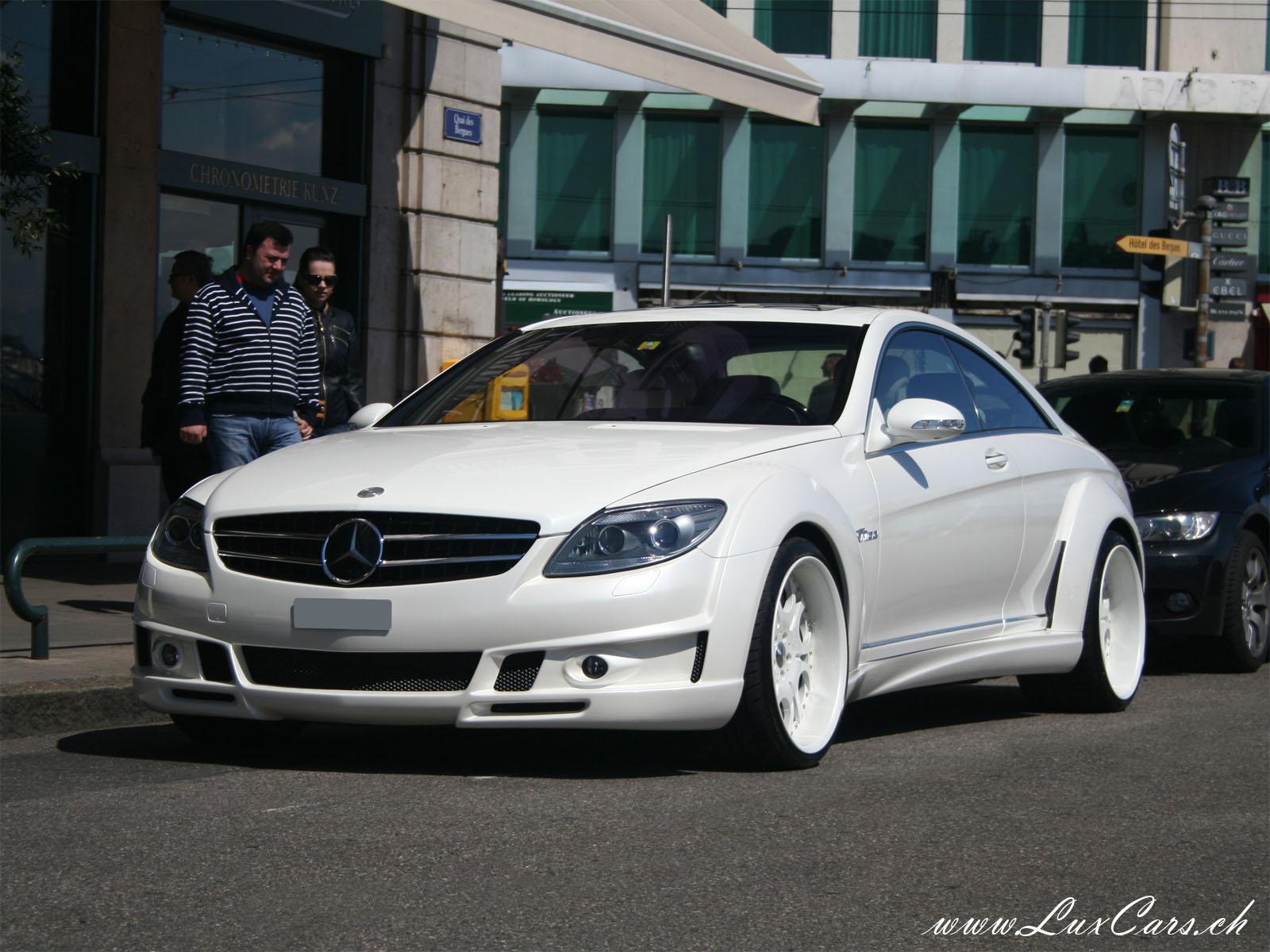 Mercedes benz cl65 amg fab design for Mercedes benz cl65