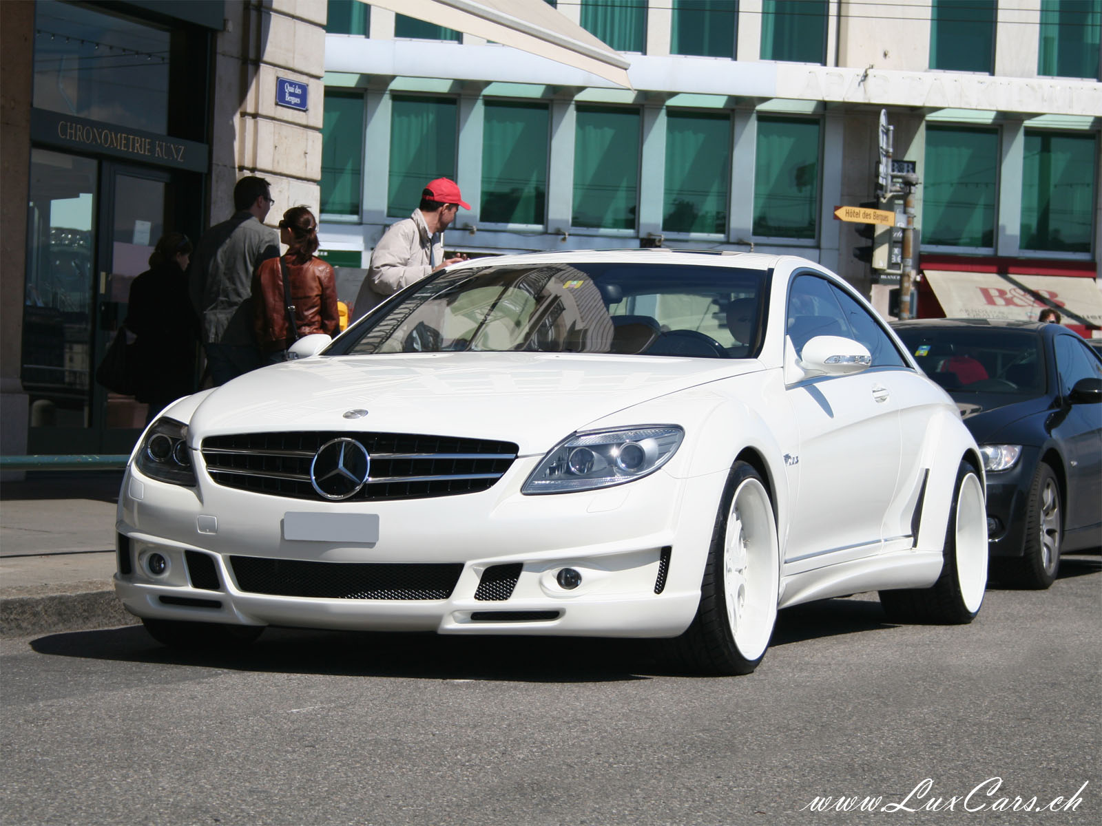 Mercedes benz cl65 amg fab design for Mercedes benz cl65 amg coupe