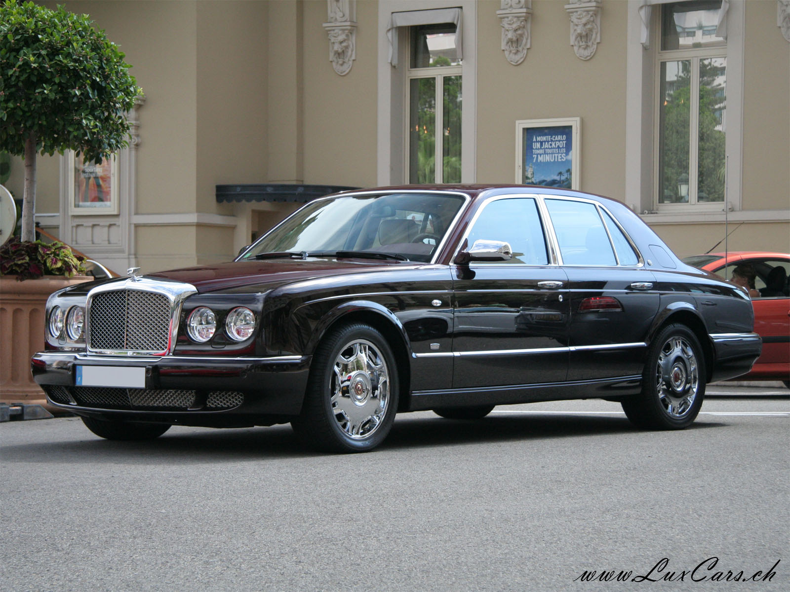 Www Luxcars Ch Bentley Arnage R Mulliner